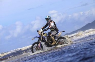 Ricardo Martins conquista seu primeiro título no Rally da Ilha