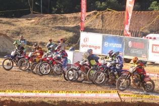 Programação da 4ª etapa do Catarinense de Motocross é divulgada